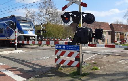 spoorwegovergang Goudseweg Bodegraven