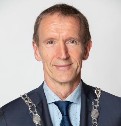 Erik van Heijningen burgemeester foto Stephan van Leiden sept21